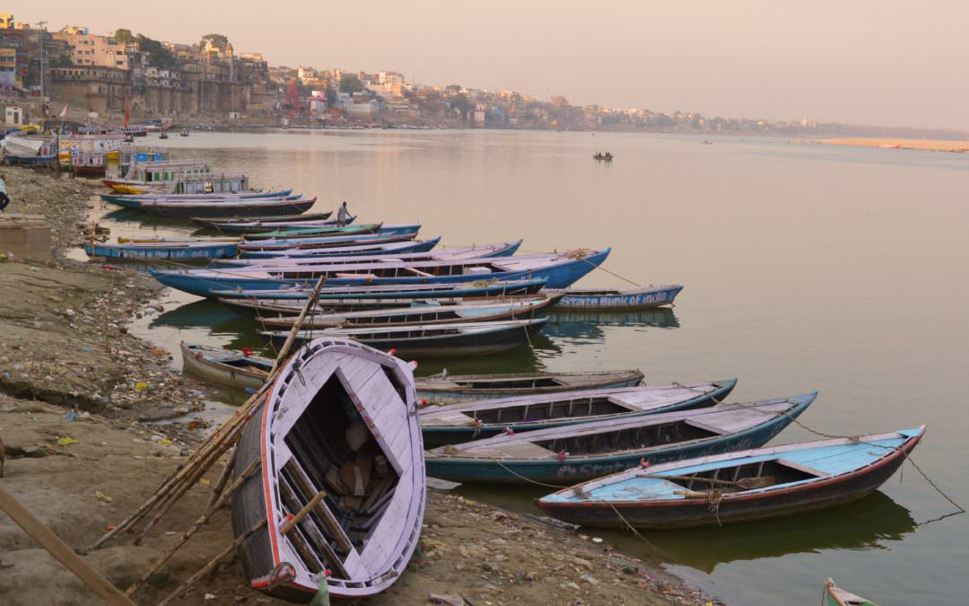 Varanasi – In the heart of India
