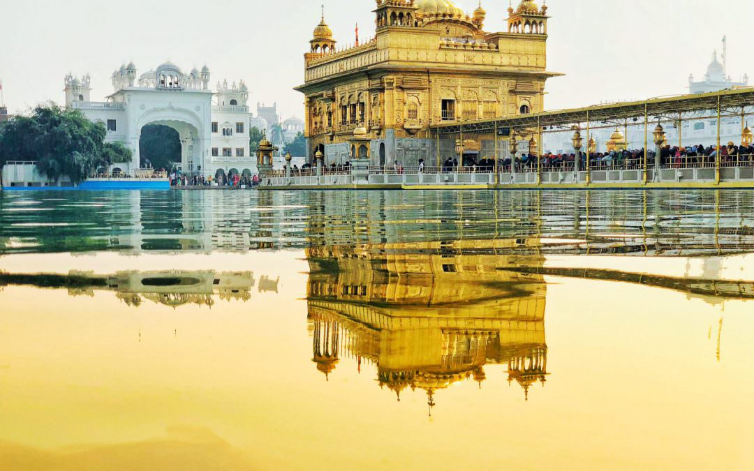 North India – Golden Temple with Dharamsala Tour